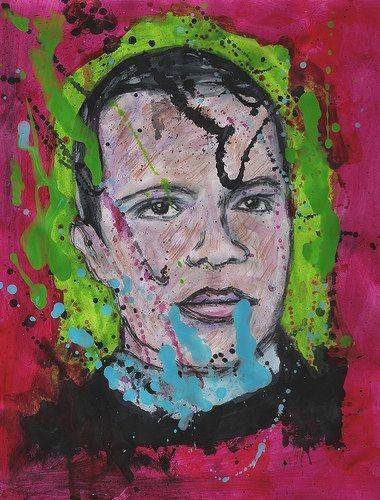 Scott Joplin Portrait by fdlmstudio From pinterest.com